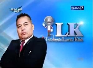 """Denny """"Alyas"""" Chandra, presenter ILK"""