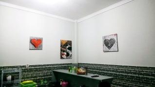 Dapur dan tempat kongkow