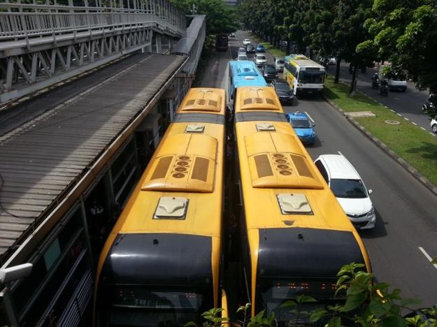 Busway Gandengan
